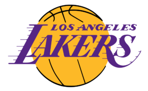 Los Angeles Lakers team logo in PNG format