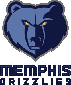 Memphis Grizzlies team logo in PNG format