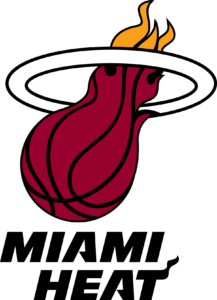 Miami Heat team logo in PNG format