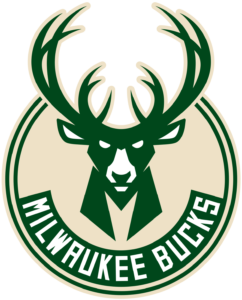 Milwaukee Bucks team logo in PNG format