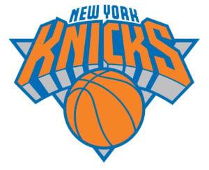 New York Knicks team logo in JPG format