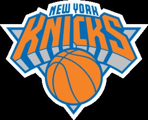 New York Knicks team logo in PNG format