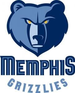 Memphis Grizzlies Colors