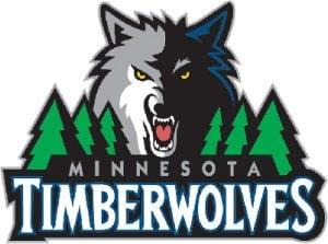 Minnesota Timberwolves Retro Colors