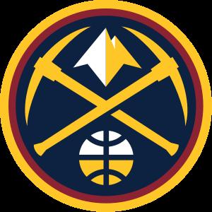 nuggets logo colors