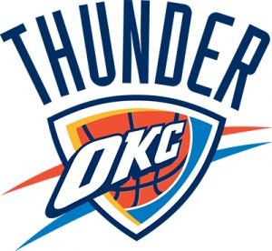 Oklahoma City Thunder Colors