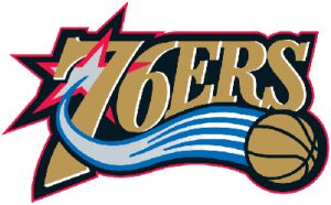 Philadelphia 76ers Retro Colors