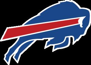 Buffalo Bills team logo in PNG format