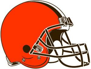 Cleveland Browns team logo in JPG format