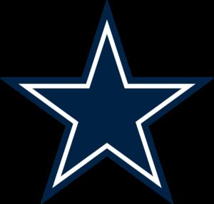 Dallas Cowboys team logo in PNG format