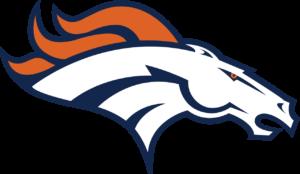 Denver Broncos team logo in PNG format