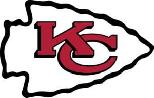 Kansas City Chiefs team logo in JPG format