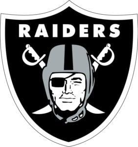 Las Vegas Raiders team logo in JPG format