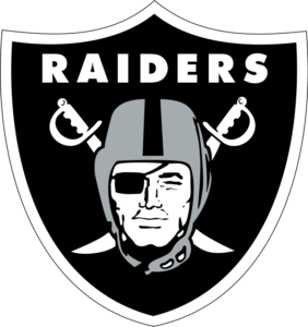 Las Vegas Raiders team logo in PNG format