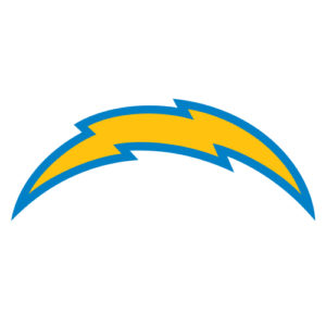 Los Angeles Chargers team logo in JPG format