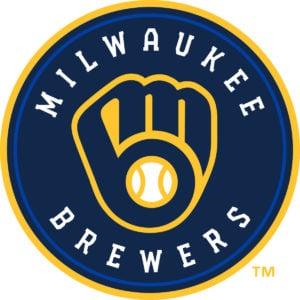 Milwaukee Brewers team logo in JPG format