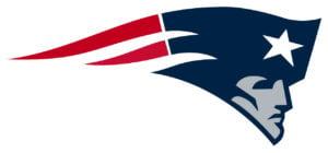 New England Patriots team logo in JPG format
