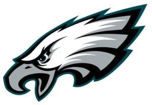 Philadelphia Eagles team logo in JPG format