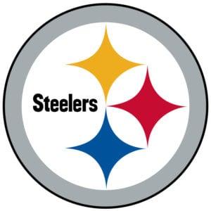 Pittsburgh Steelers team logo in JPG format