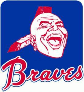 atlanta braves 1982 logo colors