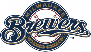 milwaukee brewers logo colors