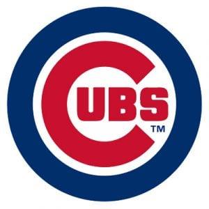 chicago cubs logo colors