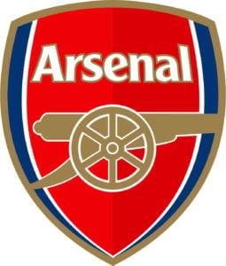 Arsenal team logo in JPG format