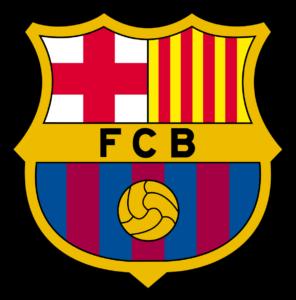 Barcelona FC team logo in PNG format