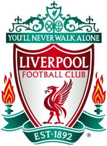 Liverpool FC Colors