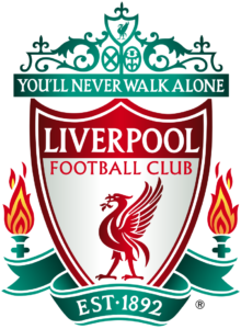 Liverpool FC team logo in PNG format