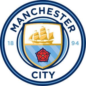 Manchester City FC team logo in JPG format