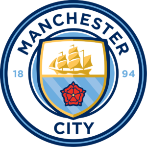Manchester City FC team logo in PNG format