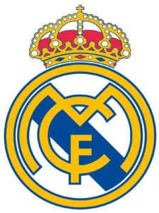 Real Madrid C.F. team logo in PNG format