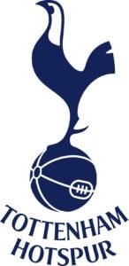 Tottenham Hotspur team logo in JPG format
