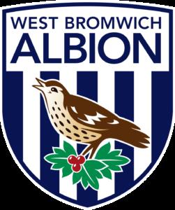 West Bromwich Albion Color Codes