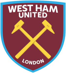 West Ham United team logo in PNG format