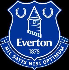 everton logo colors
