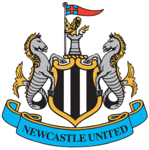 newcastle united primary crest colors