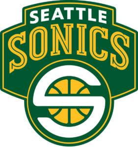Seattle Supersonics Logo JPG