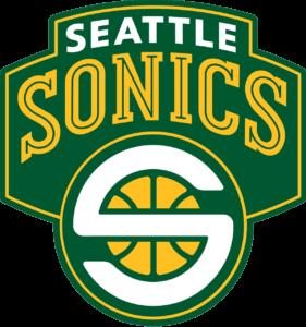 Seattle Supersonics Logo PNG