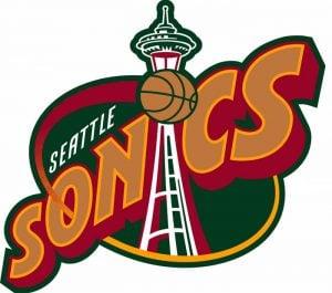 seattle supersonics logo colors