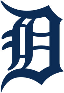 Detroit Tigers team logo in JPG format