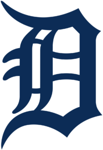 Detroit Tigers team logo in PNG format