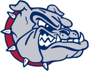 Gonzaga Bulldogs team logo in JPG format