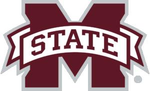 Mississippi State University Bulldogs Logo PNG