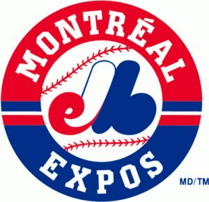 montreal expos colors