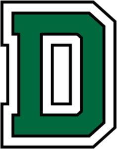 Dartmouth Big Green Colors