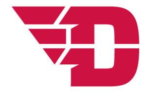 Dayton Flyers Colors