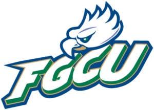 Florida Gulf Coast Eagles Colors