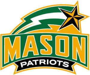 George Mason Patriots Colors